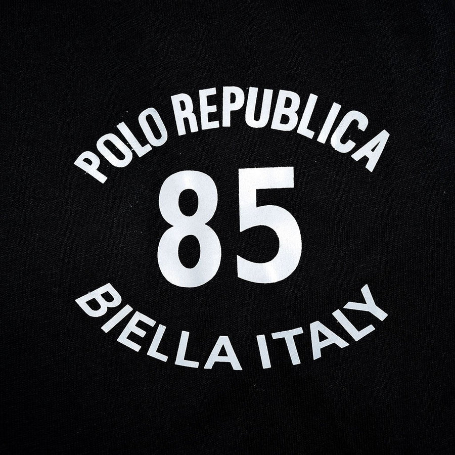Polo Republica Biella Italy Jersey Loungewear Trousers - ExportLeftovers.com