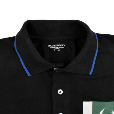 Polo Republica Pak Flag Polo Shirt Men's Polo Shirt Polo Republica