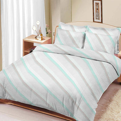 ARC Podolsk Printed Double Bed Sheet Set