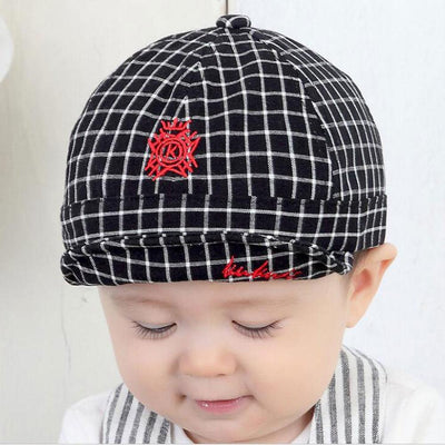 KuKuji Soft Fabric Kids P Cap