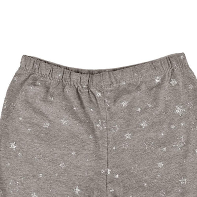 Fastiv Stars Printed Girls Stretch Leggings