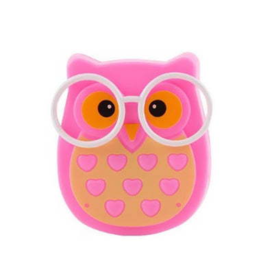 Owl Night Light Auto Control Sensor Lamp General Accessories Sunshine China Pink