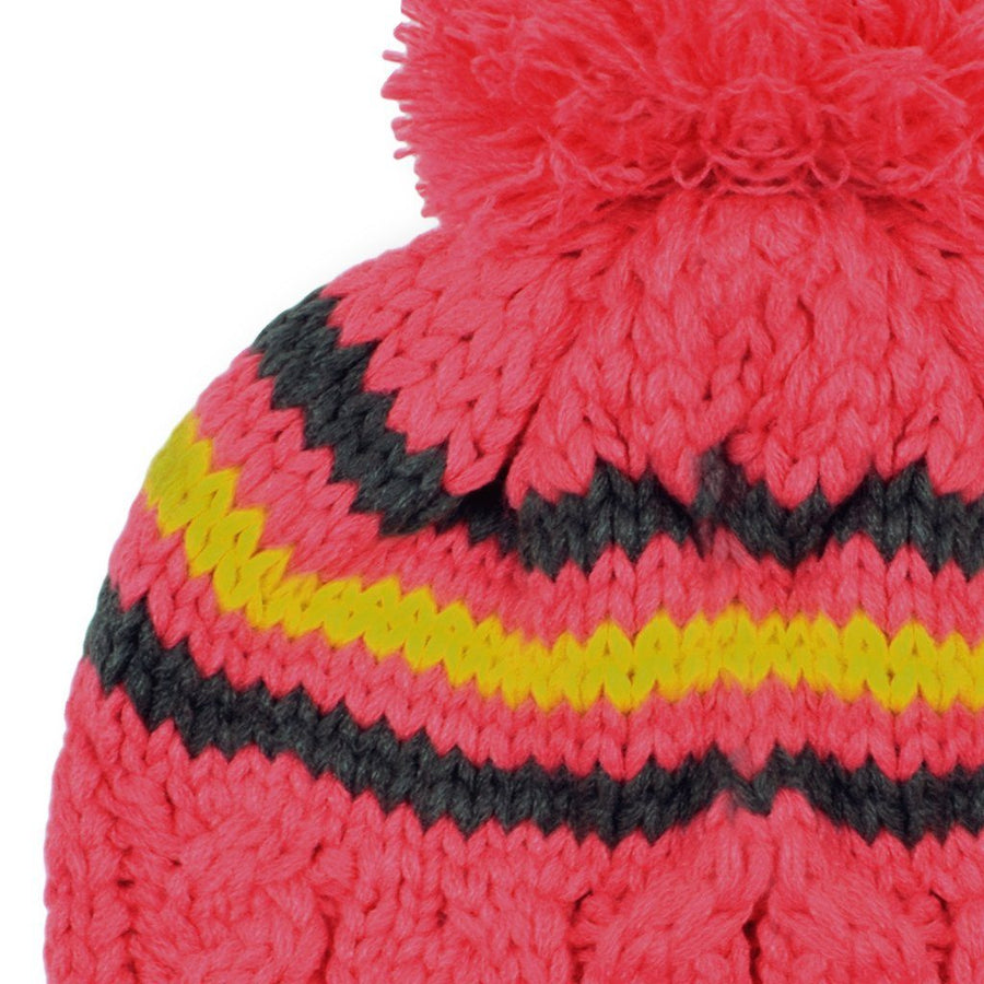 Fluffy Dose Monrina Warm Beanie - ExportLeftovers.com
