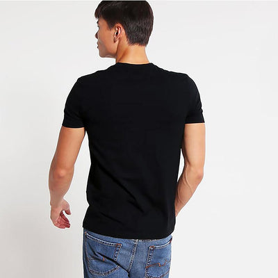 LE No Crying V-Neck Tee Shirt Men's Tee Shirt Image