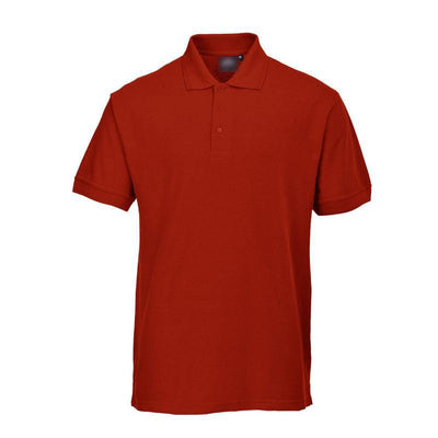 PTW Trend Short Sleeve B Quality Polo Shirt B Quality Image Red M