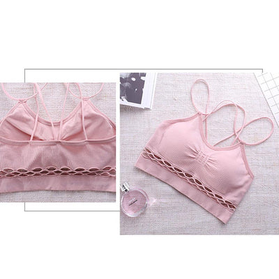Women's Bralette Soft Push Up Bra Women's lingerie Sunshine China