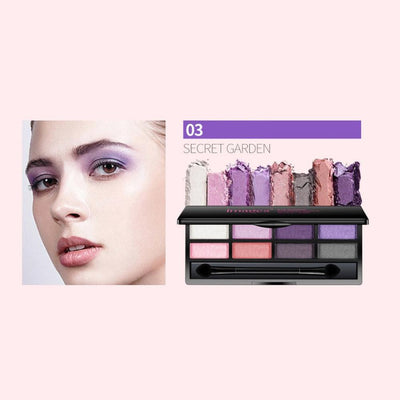 One Spring Eight Color Bright And Charming Eye Shadow Health & Beauty Sunshine China 03
