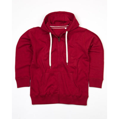 MTS Dapper B Quality Zipper Hoodie B Quality Image Burgundy M