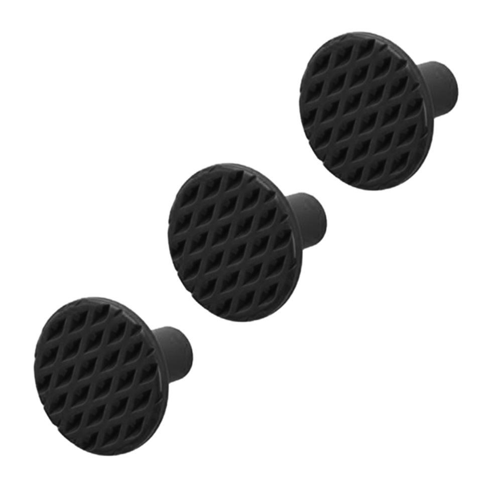 PO Nail Wall Hook Pack Of Three Home Supplies ANF Black