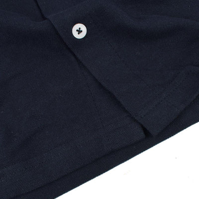BMN Pique Button-Down Polo Shirt Men's Polo Shirt SNC