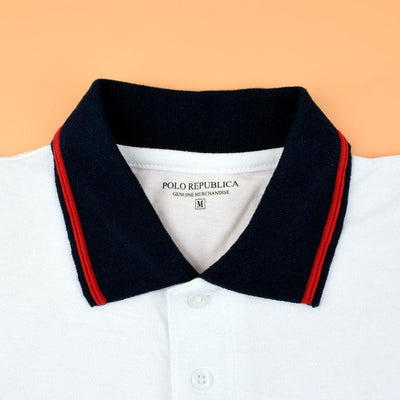 Polo Republica 03 England Short Sleeve Polo Shirt Men's Polo Shirt Polo Republica