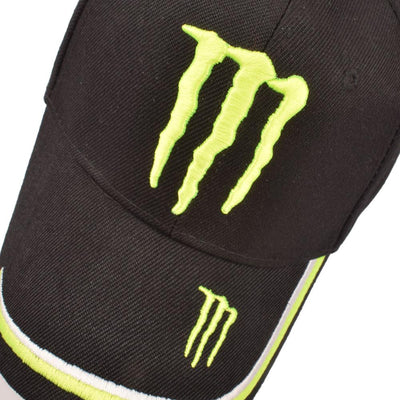 MB Monster Signature Embro P Cap Headwear MB Traders