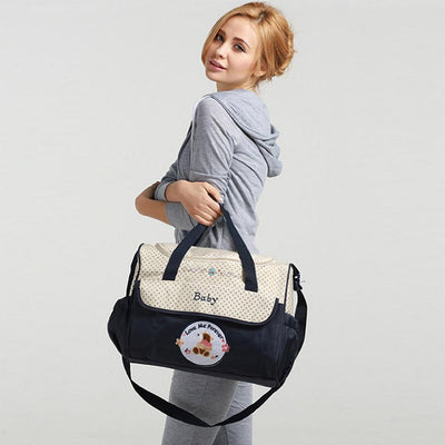 Super Light Love Forever Supporter Mother Messenger Bag Women's Accessories MB Traders