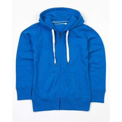 MTS Dapper B Quality Zipper Hoodie B Quality Image Blue S