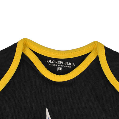 Polo Republica Nizhyn Pique Baby Romper Babywear Polo Republica