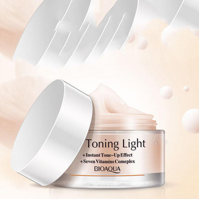 BioAqua V7 Toning Light Cream for Lazy Makeup Multivitamin complex Concealer Health & Beauty Sunshine China 455