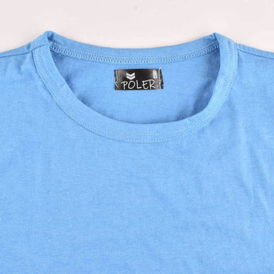 Poler Sunchales Customized Three Contrast Color Men's Tee Shirt Men's Tee Shirt IBT