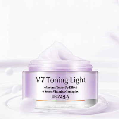 BioAqua V7 Toning Light Cream for Lazy Makeup Multivitamin complex Concealer Health & Beauty Sunshine China 448