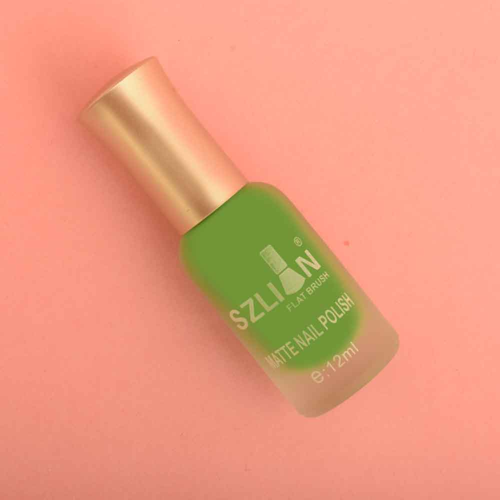 Sizlin Women's Quick Dry Matte Nail Polish Health & Beauty Sunshine China 06