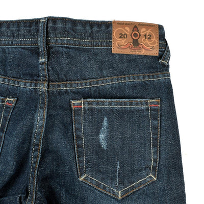 Hydrant Boys Nanhai Distressed Straight Fit Denim Boy's Denim First Choice