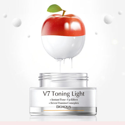 BioAqua V7 Toning Light Cream for Lazy Makeup Multivitamin complex Concealer Health & Beauty Sunshine China