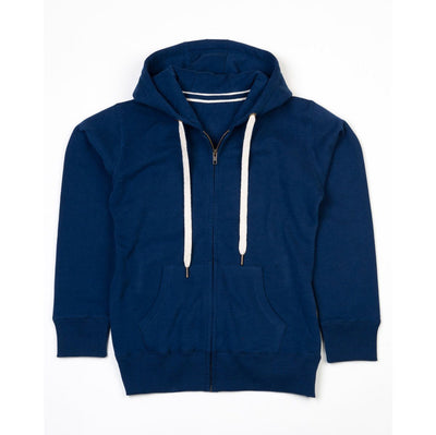 MTS Dapper B Quality Zipper Hoodie B Quality Image Swiss Navy L