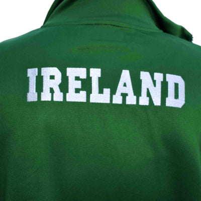 LFR Ireland Kelly Green Retro Sportsman Jacket