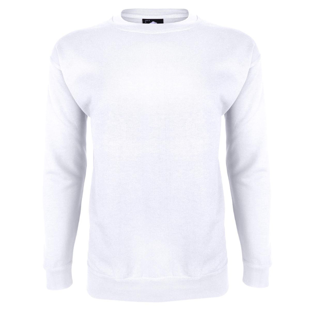 Kitrose Sweat Shirt Men's Sweat Shirt Image Ash 2XL