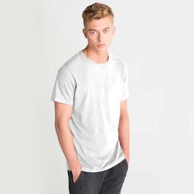 LE Foldpal Short Sleeve Tee Shirt Men's Tee Shirt Image White S