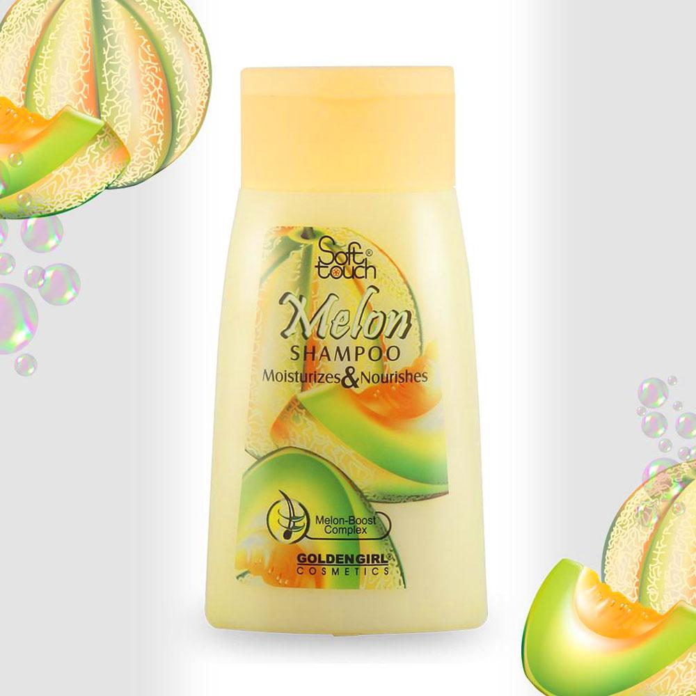 GGC Soft Touch Melon Shampoo 200ml Health & Beauty Golden Girls Cosmetic