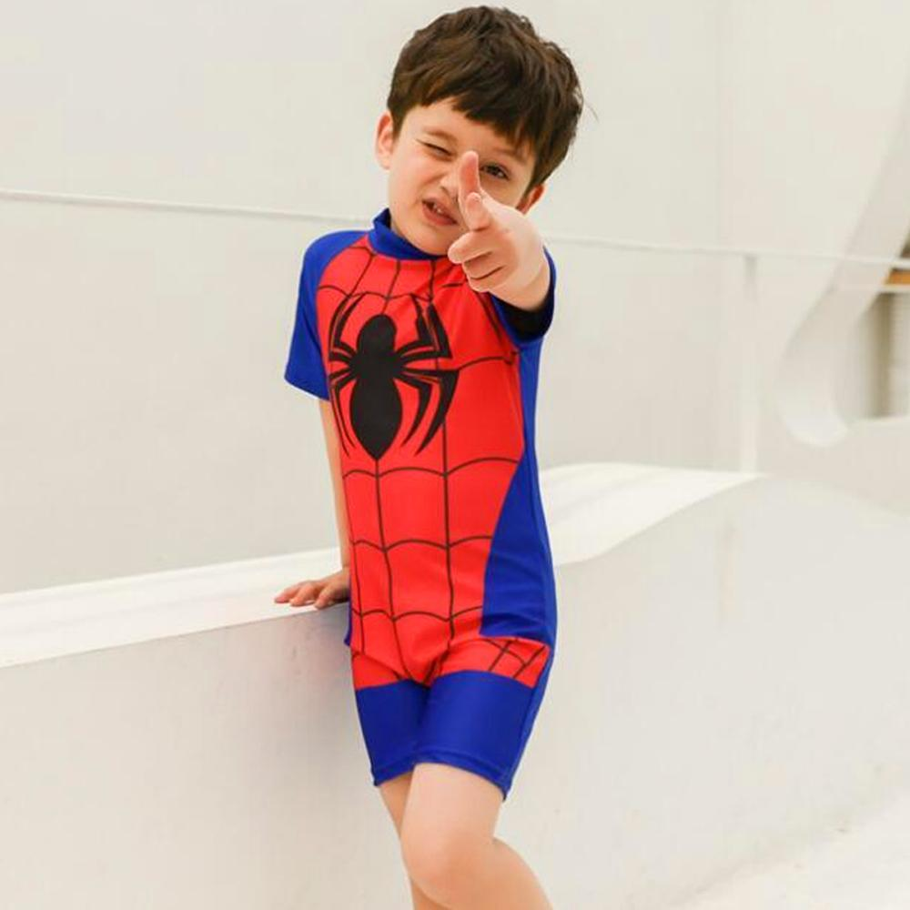 Pa In Pa Spiderman Swimwear Swimming Suit Sunshine China S