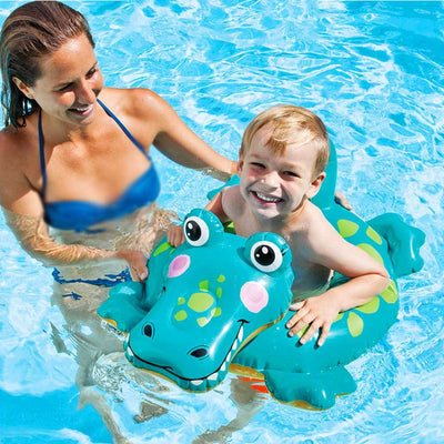 Intex Cartoon Shape Swimming Tube Inflatable Toy Sunshine China