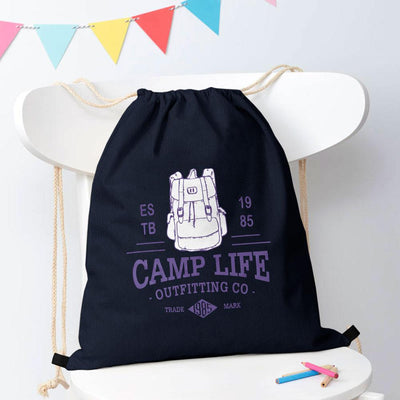 Polo Republica Camp Life Drawstring Bag Drawstring Bag Polo Republica