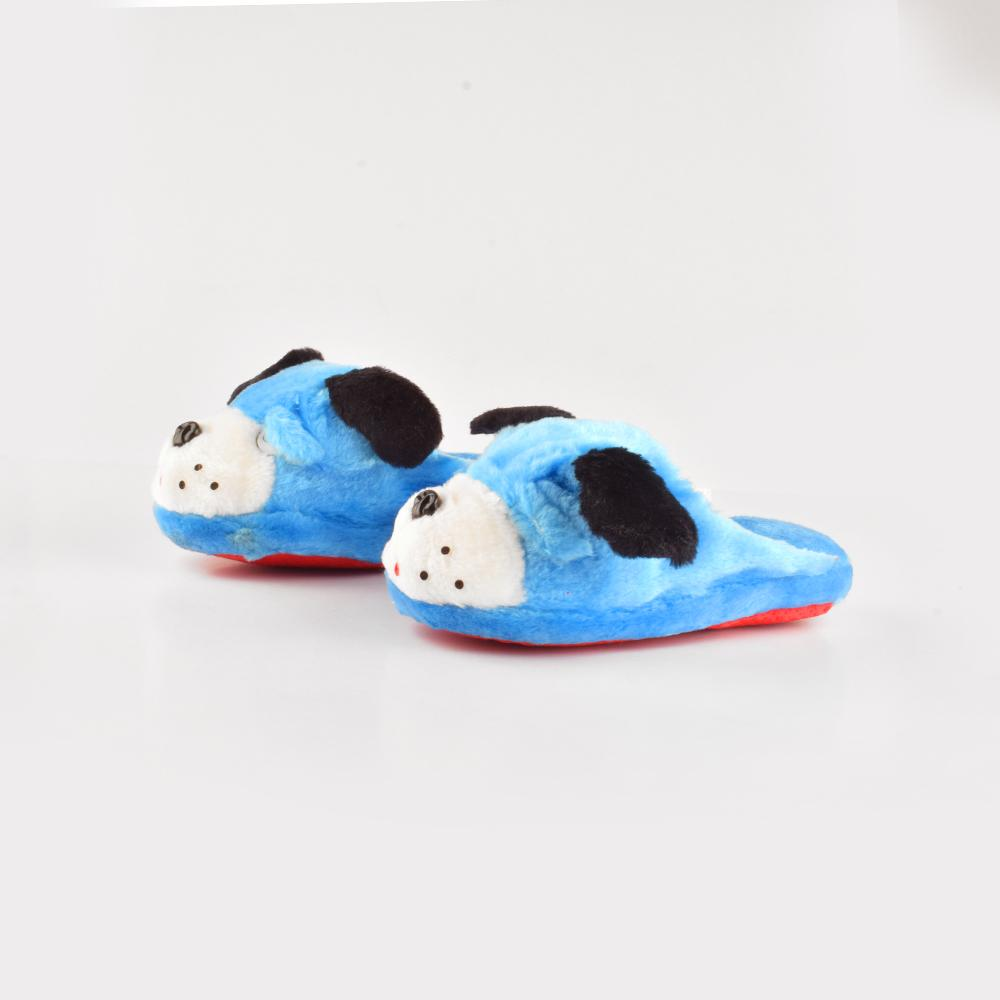 ANF Dog Shape Comfy Plush Slippers Boy's Shoes ANF