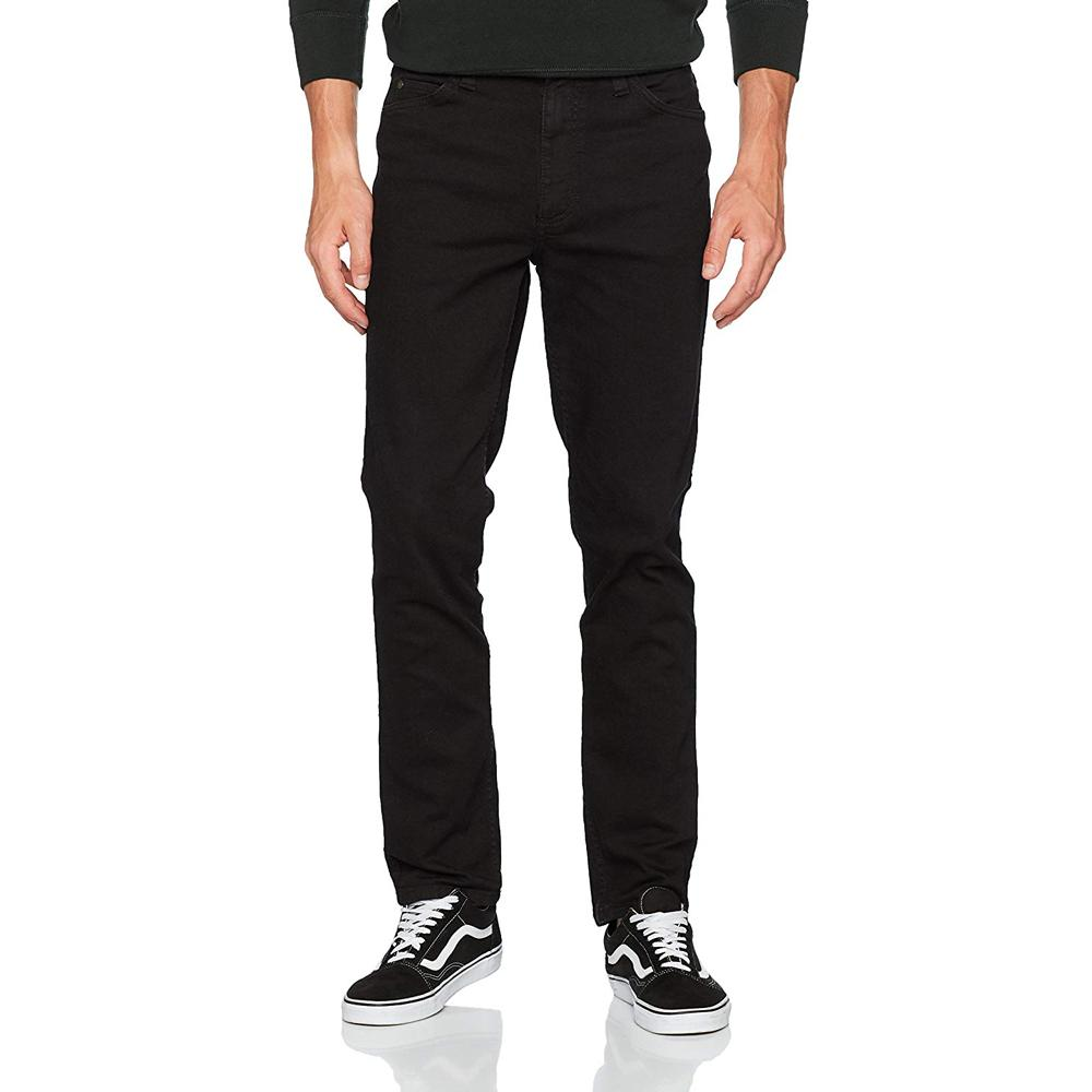 MSTNG Men's Classy Straight Fit Denim Men's Denim First Choice Black 28 30