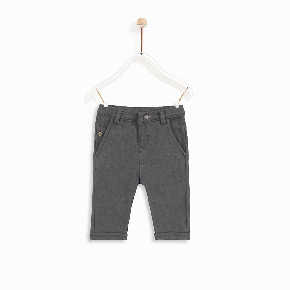 OKB Kids French Comfy Terry Pants Boy's Denim SRK 6M