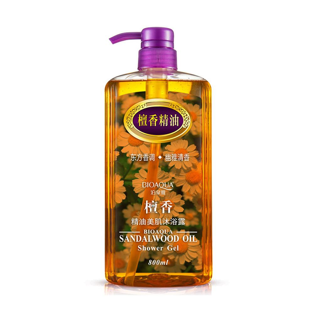 BIOAQUA Sandalwood Oil Shower Gel Health & Beauty Sunshine China