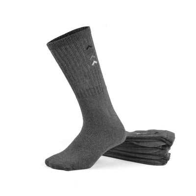GRGE Berkane Pack of 5 Sports Socks Socks Fiza