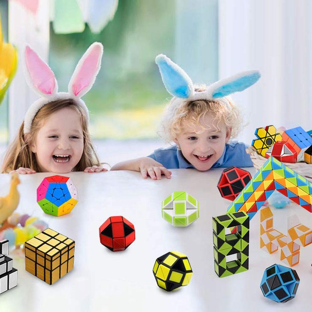 360° Small Size Rotatable Plastic Educational Puzzle Toy Toy ANF