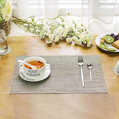 Aartex Cebalet Set Of Six Vinyl Placemat
