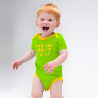 Polo Republica Cool Kids Baby Romper Babywear Polo Republica Parrot Yellow 0-3 Months