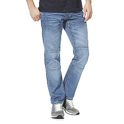 DNM Depart Mid Wash Straight Fit Denim Men's Denim SRK 28 28