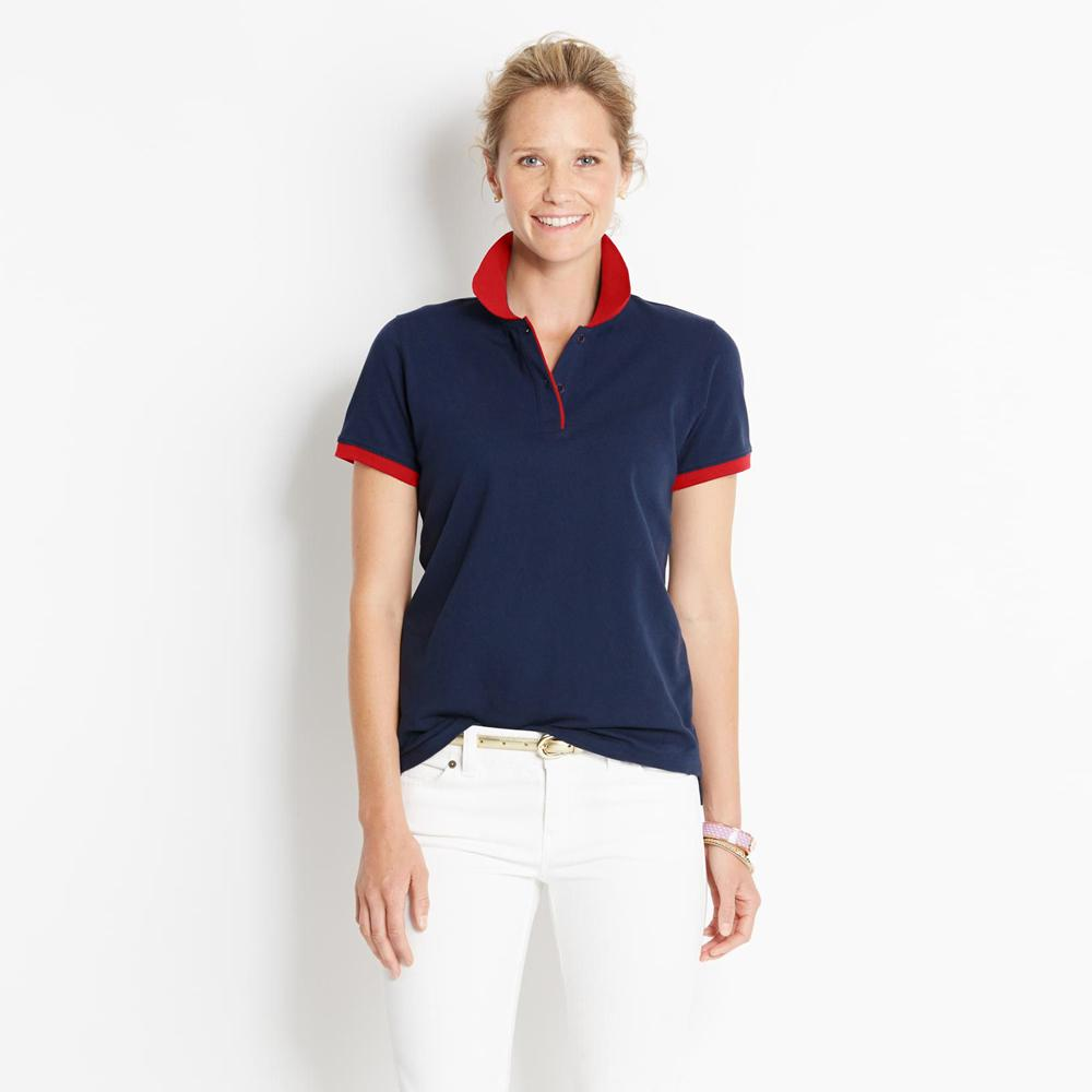EMRG Genthin Women's Polo Shirt Women's Polo Shirt Image 8