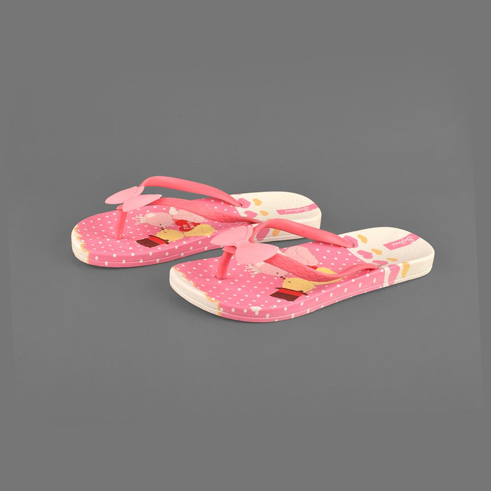 3085aa178644 Women s Teddy Bear Collection Santos I Am Hero Flip Flops Women s Shoes  Sunshine China ...