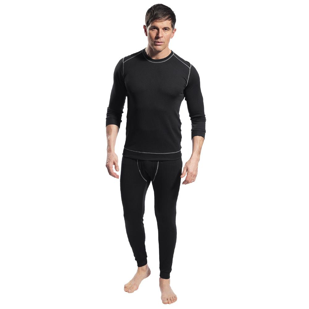 PTW Men's Base Pro Antibacterial Legging Men's Underwear Image