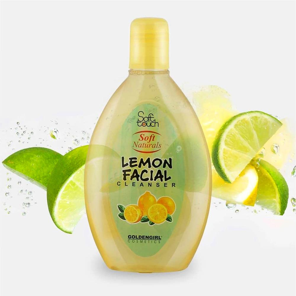 Golden Girl Soft Touch Lemon Facial Cleanser 225 ml