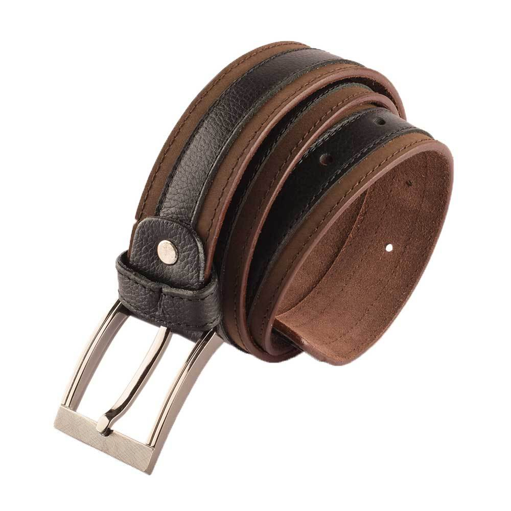 Men's 5-18C20 Genuine Leather Belt Men's Belt LNL 30-32