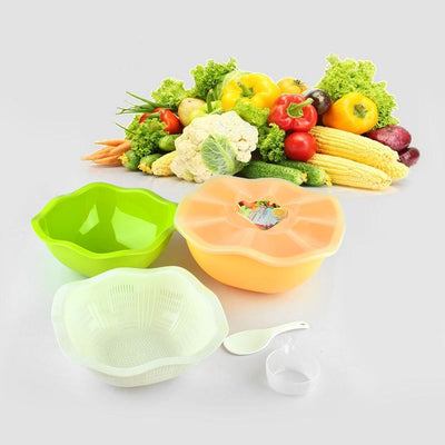 Syslife Vitamin Bowl 5 Pcs Set Crockery HDY