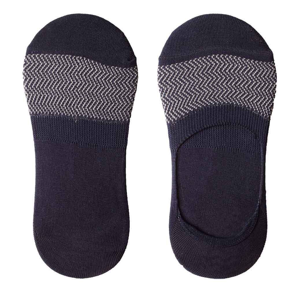 UNISEX Obscure Invisible Socks Pair Socks Mouzay Assorted