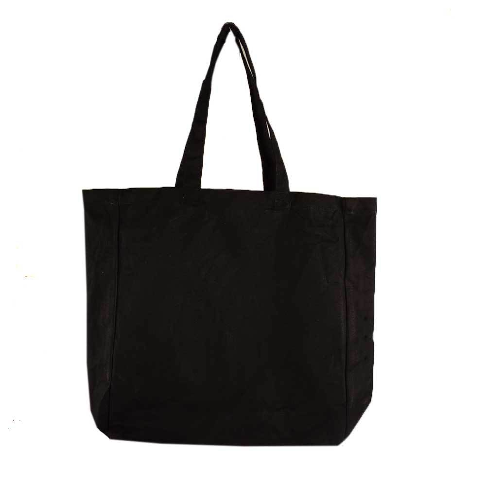 MB Cotton Canvas Multi Purpose Storage Tote Bag Hand Bag MB Traders